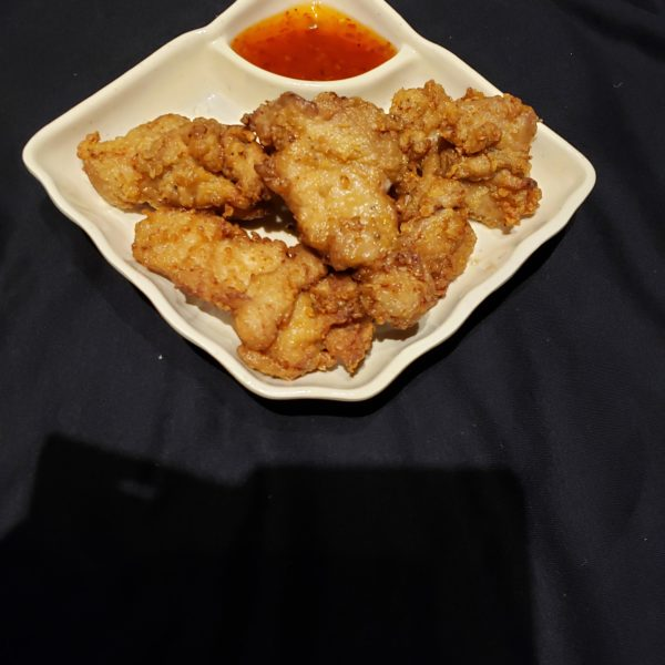 5. Deep Fried Chicken Bites (6pc)