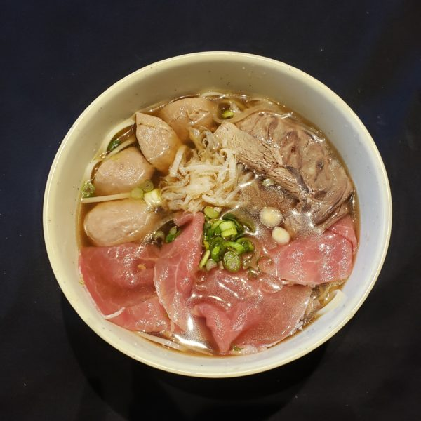 11. House Special Beef Noodle Soup