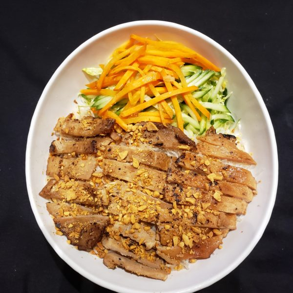 23. Vermicelli with choice Meat