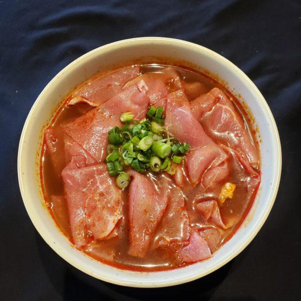 18. Satay Beef Noodle Soup