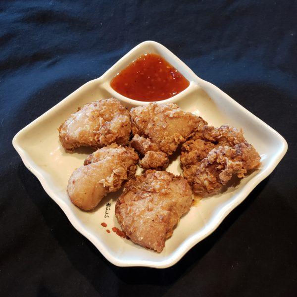 5. Deep Fried Chicken Bites (5pc)
