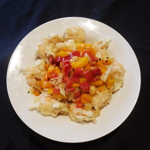 8. Deep Fried Salt & Pepper Prawns
