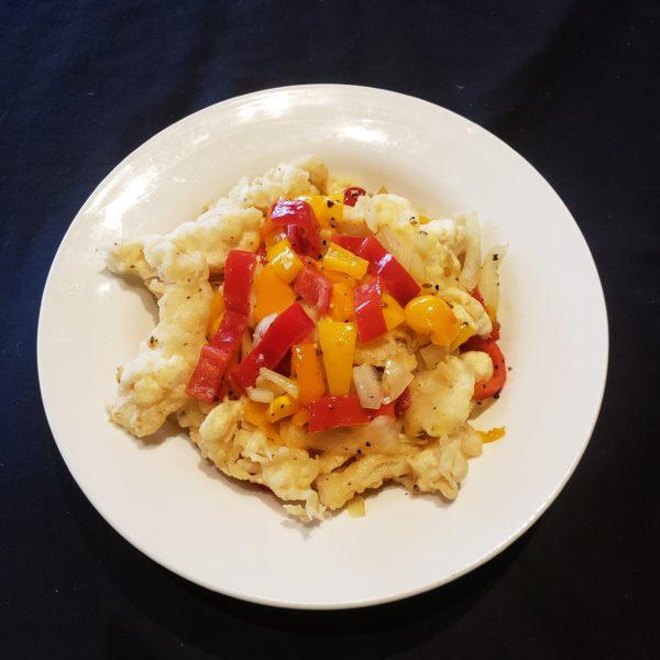 9. Deep Fried Salt & Pepper Squid