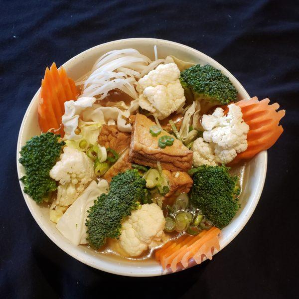 V20. Vegetable Noodle Soup