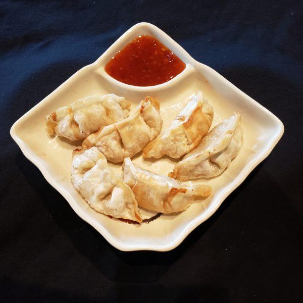 4.  Deep Fried chicken Dumplings (6pc)